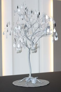 Pentik Candle Tree Decor, Candle Lanterns, Candle Tree, Interior Design, Future House, Home, Ceiling Lights, Lights, Interior
