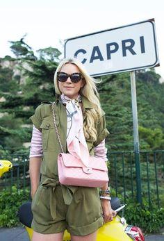 8.15 scoot around capri