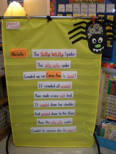 The Good Life: Creepy, Crawly Spiders! Mentor texts for writing and innovating on texts