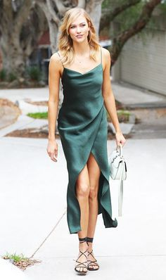 Obsessed with wrap dresses? We swear this style looks good on everyone.