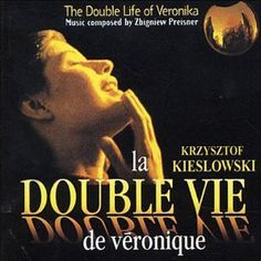 Irene Jacob dans la Double Vie de Véronique de Kieslowski.