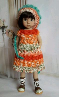 "OOAK Outfit for Doll 13"" Dianna Effner Little Darling | eBay"