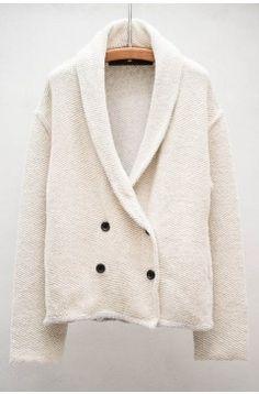 Raquel Allegra Shawl Collar Jacket | $495