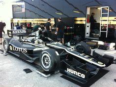 Lotus (Indycar 2012).