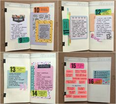 30 Days of Lists Creative Listing Challenge with Amy and Kam - Campfire Chic