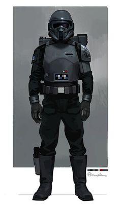 Image result for Star Wars Troopers Concept