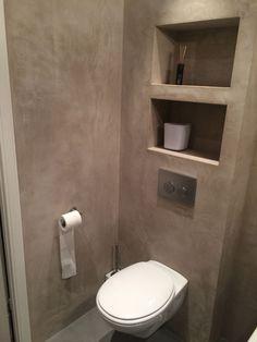 Résultats de recherche d'images pour « powder room with wall hung toilet Small Toilet Room, Guest Toilet, New Toilet, Wall Hung Toilet, Downstairs Toilet, Bad Inspiration, Bathroom Inspiration, Budget Bathroom, Bathroom Renovations