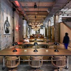 Co-working Space Design Ideas for Startup Office - Top Interior Designers, Office Interior Design, Office Interiors, Coworking Space, Commercial Design, Commercial Interiors, Corporate Design, Corporate Offices, Lofts