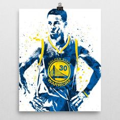 Stephen Curry poster. Curry is an American professional basketball player who currently plays for the Golden State Warriors of the National Basketball Association (NBA). He is considered by some to be