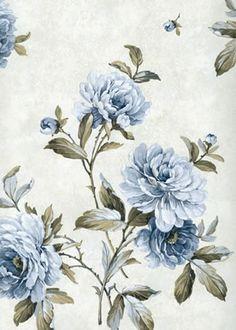 chelsea garden fine decor #wallpaper #homedecor #floralwallpaper