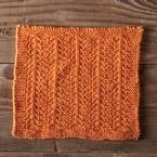 "Just one of the ""52 Weeks of Dishcloths"" FREE at KnitPicks.  Campfire Dishcloth Pattern"