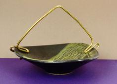 50er Jahre Deko Schale Vintage Keramik von NUSCHKI BARUSCHKI  auf DaWanda.com