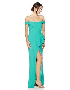 New The Cambridge Collection Women's Off-Shoulder Split Skirt Evening Gown online. Find the perfect Alex Evenings Dresses from top store. Sku adlp91888bkux20978