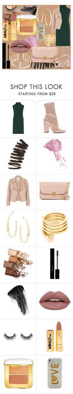 """""""abuse"""" by samalbrycht on Polyvore featuring Theory, Kendall + Kylie, Bobbi Brown Cosmetics, Bésame, River Island, Cole Haan, Lana, Gucci, Maybelline and Eyeko"""
