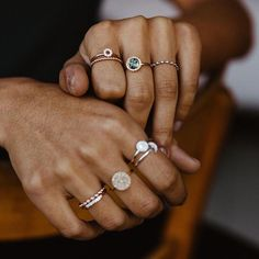 HOW TO STYLE: Ring Stacks| Luxury British Jewellery | Astley Clarke