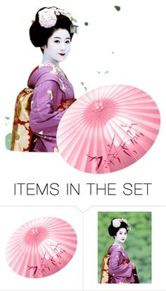 """umbrella"" by gulokmini ❤ liked on Polyvore featuring art"