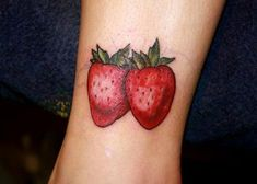 fruit tattoo designs (17)