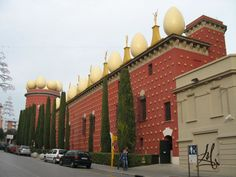 Salvador Dali museum/gallery,Spain. A must see!
