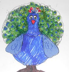 Day 12 & 13: Turkey Disguise Family Project | Craft To Art