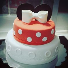 Minnie birthdaycake