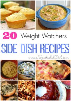 20 Weight Watchers Side Dish Recipes – UPDATED