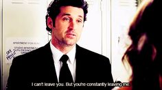 Pin for Later: An Ode to McDreamy, the Only Doctor Who Will Have Your Heart Forever When He Just Wants to Be With Meredith