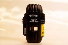 Accendini Jet Flame : Accendino Blazer cg-001 nero - Tabaccheria Sansone - Pipe Tabacco Sigari - Accessori per fumatori