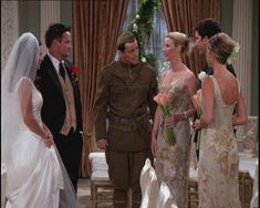 friends phoebe wedding - Google Search