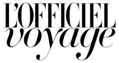 https://flic.kr/p/SmVMnh | L'Officiel Voyage | logo