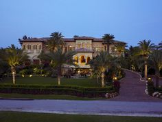 This Oceanfront Mediterranean Mega Mansion Is Located at 12510 Seminole Beach Road, North Palm Beach, Florida, It Boasts Square Foot Created With Mediterranean Homes Exterior, Mediterranean Decor, Mediterranean Architecture, North Palm Beach, Palm Beach Fl, French Style Homes, Mega Mansions, Beach Road, European Home Decor