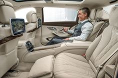 New Mercedes-Maybach Offers Perks That Will Make You Drool