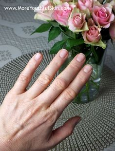 Schöne Hände dank Paraffin Handbad - Anleitung #MoreYouthfulSkin #blog #blogger #Paraffin #Paraffin Handbad