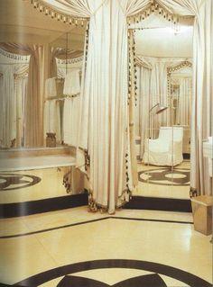 One of Doris Duke's many bathrooms