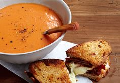 Creamy Tomato Soup - Bon Appétit