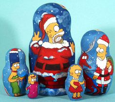 50 Russian Nesting Dolls for Geeks