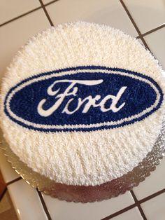 Ford cake