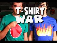 This video is really, really cool. Go Rhett and Link!