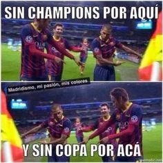 Los mejores chistes y memes del Barcelona-Atlético Madrid - LIGA ESPAÑOLA 2013-2014