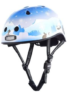 Amazon.com  Nutcase Little Nutty Snow   Bike Child Helmet b1f84762759
