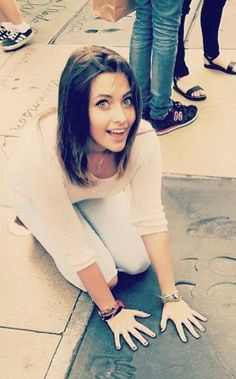 Paris Jackson is so pretty .