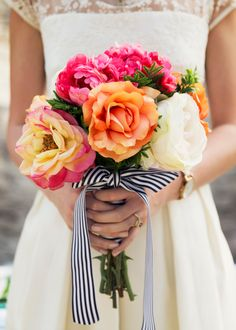 Kate Spade Inspired Styled Wedding Becomes Surprise Proposal by Tasha Rae Photography (17)