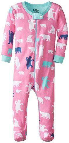 Hatley - Baby Girls Newborn Footed Coverall - Polar Bear Girl, Pink, 12-18 Months Hatley http://www.amazon.com/dp/B00K3W9T3E/ref=cm_sw_r_pi_dp_oDWiub0935W0W