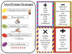 math worksheet : 1000 images about math word problems on pinterest  graphic  : Keywords In Math Word Problems Worksheet