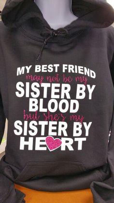 Best Friend hoodie