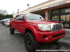 2009 *Toyota* *Tacoma* *V6 4×4 AWD TRD SPORT ONE OWNER CLEAN CARFAX* Truck *4wd