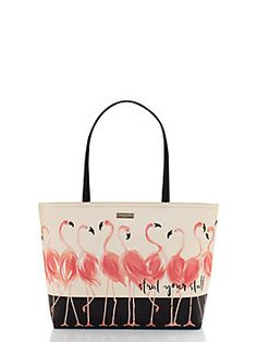 strut your stuff flamingo francis - £178