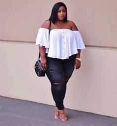 Plus Size Cruise Wear: 20 Cruise Outfits Plus Size Women Will Love! Outfits Plus Size, Dress Plus Size, Curvy Outfits, Girl Outfits, Curvy Girl Fashion, Look Fashion, Plus Fashion, Womens Fashion, Fashion Brands