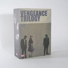 Vengeance Trilogy DVD BOX[Mr.Vengeance/OLDBOY/LadyVengeance,7Disc]Chan-wook Park
