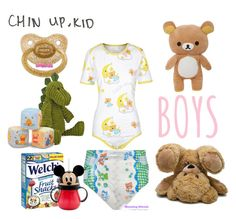 """""""Baby Boy"""" by lilcuriosity ❤ liked on Polyvore featuring men's fashion, menswear, cute, little, cgl, mdlb and ddlb"""