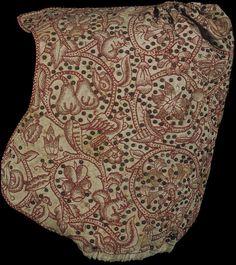 Coif - Victoria & Albert Museum - 1600